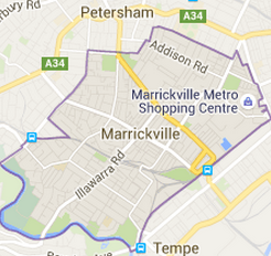 Marrickville Google